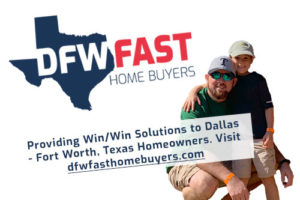 DFW Fast Home Buyers Launches New Website with ThriveByWeb